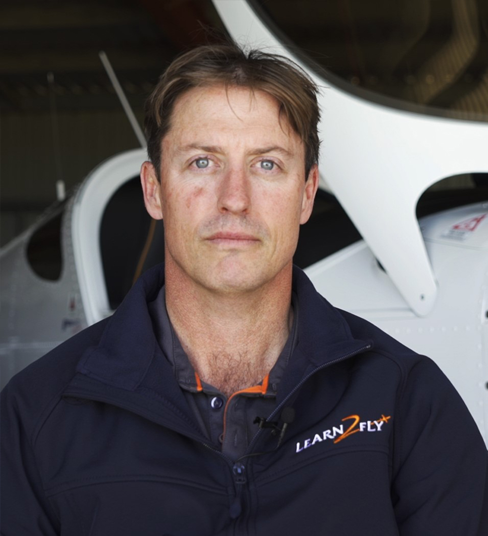 Senior Flying Instructor and Canberra Base Manager